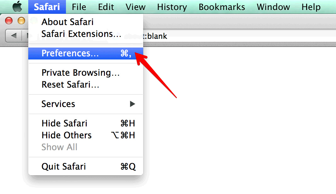 How to clear cache in Safari
